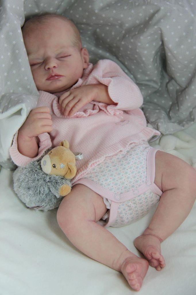 f6d1b7348bb Lark Reborn Doll Kit by Mayra Garza | Bebes reborn | Muñecas de bebés,  Cosas para bebe y Bebe