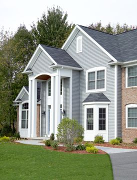 Norandex woodsman select vinyl siding is sure to make any - Woodsman premium exterior wood care ...