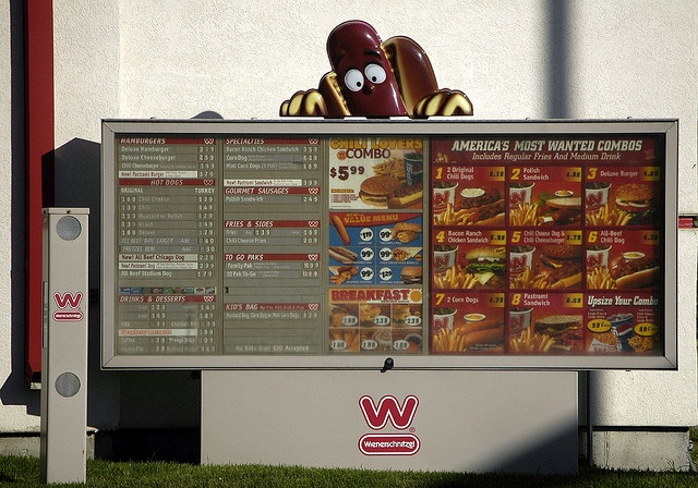 17 Best Images About Food And Menus On Pinterest: 17 Best Images About Picture Fast Food Menus On Pinterest