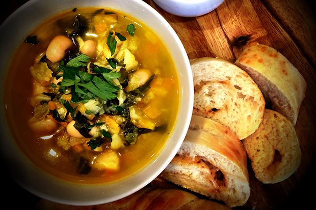 Recipe: Dani Valent's Winter Minestrone with Butter-lovin' Leeks - See more at: http://www.theweeklyreview.com.au/eat/recipe-dani-valent-winter-minestrone-with-butter-lovin-leeks/#sthash.kLbR90N1.dpuf