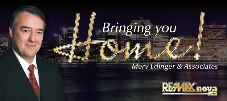 Merv has been welcoming Nova Scotians into their new homes since 1993. http://www.MervEdinger.com Our dynamic sales team is with you every step of the way in the sale &/or purchase of your home.