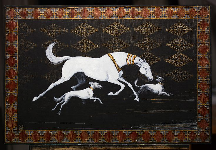 "Ознакомьтесь с моим проектом @Behance: «The series ""Horses and dogs of different countries""» https://www.behance.net/gallery/51616697/The-series-Horses-and-dogs-of-different-countries"
