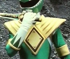 Green Power Ranger Costume . Morph yourself into the mightiest Power Ranger of them all with this Green Power Ranger costume. Made with ...