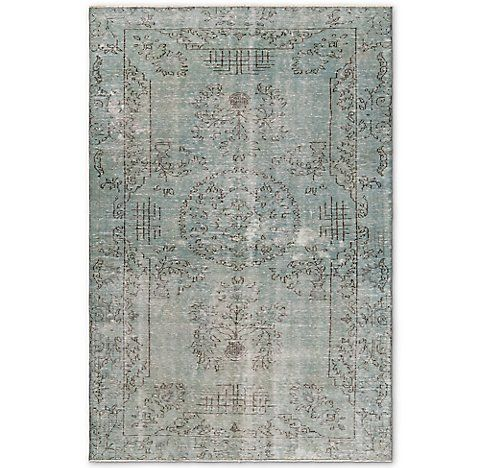 Vintage Colorwash Rugs | RH