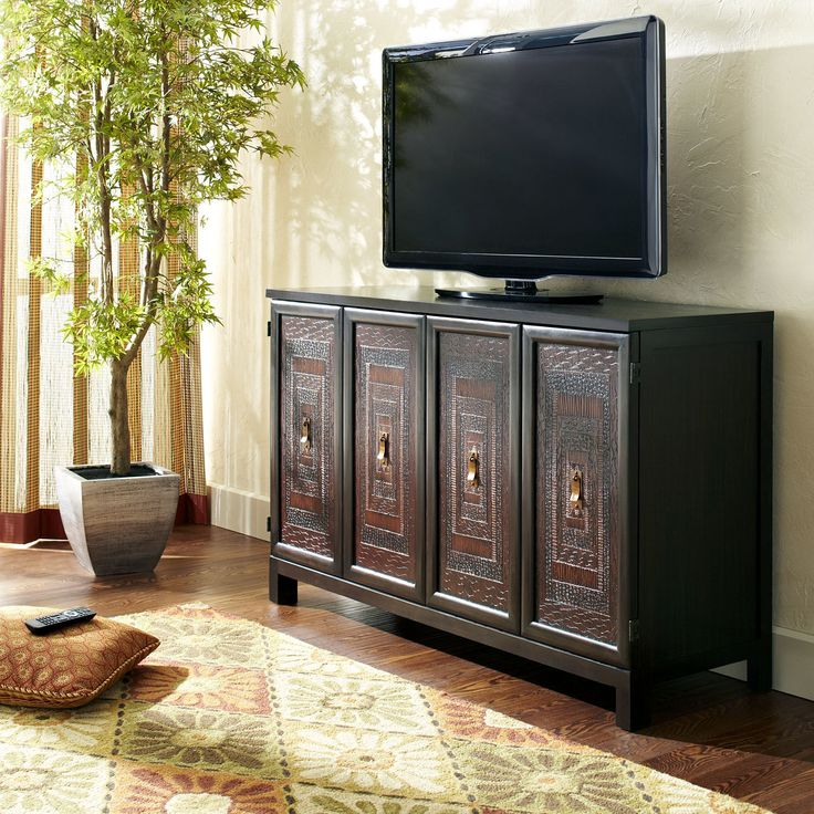 pier 1 living room rugs%0A The exclusive Pier   Terracotta Low Cabinet is named for its colorful  handapplied detailing