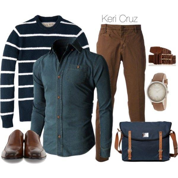 Men's Fashion, created by keri-cruz on Polyvore
