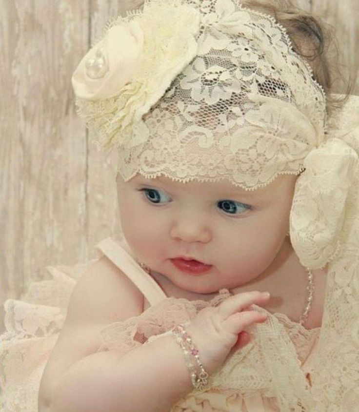 When I have a baby girl someday, I want THIS photo taken of her! <3