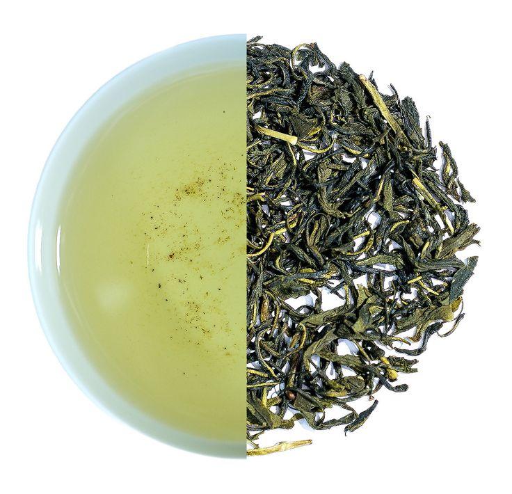 Mana Organics Super Twist Organic Green Tea - A New Type of Assam Sencha