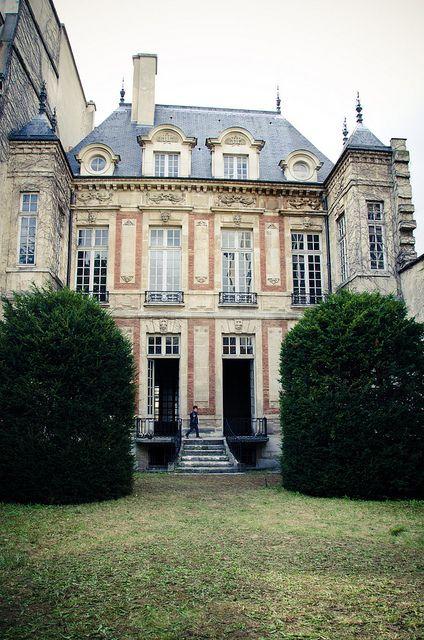 Hôtel Chalon-Luxembourg , quartier du Marais, Paris