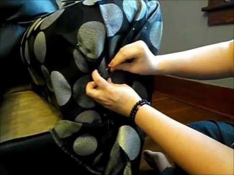 how to reupholster a couch part 2, how to reupholster a couch, home decor, diy, home decorating, frugal home makeover