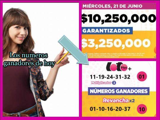 #LoteriaElectronica de Puerto Rico sorteos Loto Plus y Doble Revancha del 21 de Junio 2017... Descubre los detalles ➡