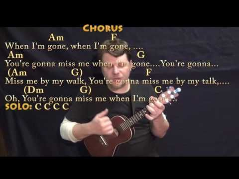 Cups (Pitch Perfect's When I'm Gone) Ukulele Cover Lesson with Chords/Lyrics - YouTube