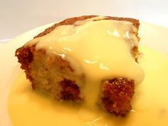 Malva Pudding Recipe From South Africa this one has the custard recipe as well
