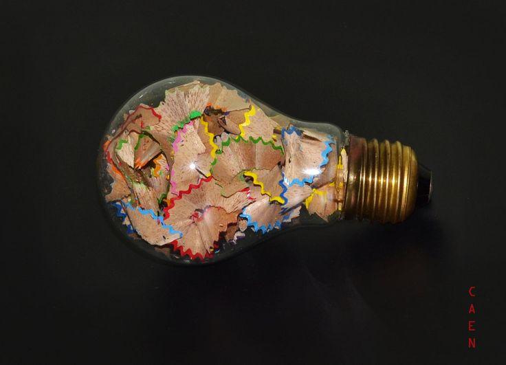 36 best art images on Pinterest   Bulbs, Lamps and Lightbulbs