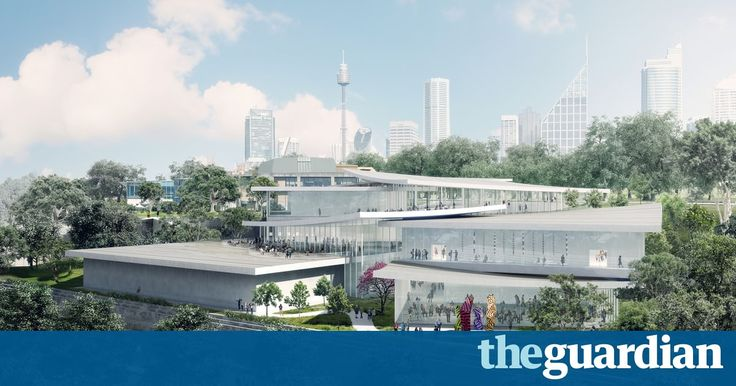 Daily Top Story: NSW Art Gallery reveals plans for controversial expansion in bid for more visitors