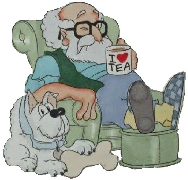 Sessel clipart  147 best Oma + Opa im Sessel images on Pinterest | Armchair, Mary ...