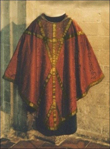 Antiquity Chasuble