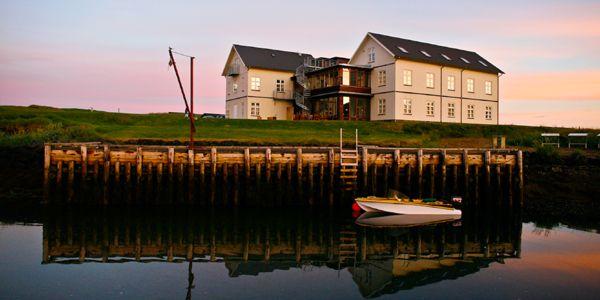 Hotel Budir, Snaefellsnes Peninsula, Western Iceland Hotel Reviews | i-escape.com