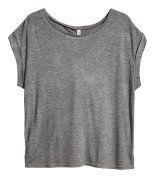 T-Shirt Basique (Gris)  {7,95 €}