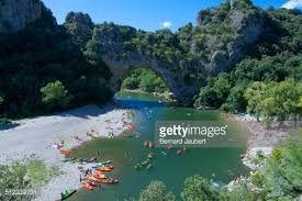 Region Ardeche, France