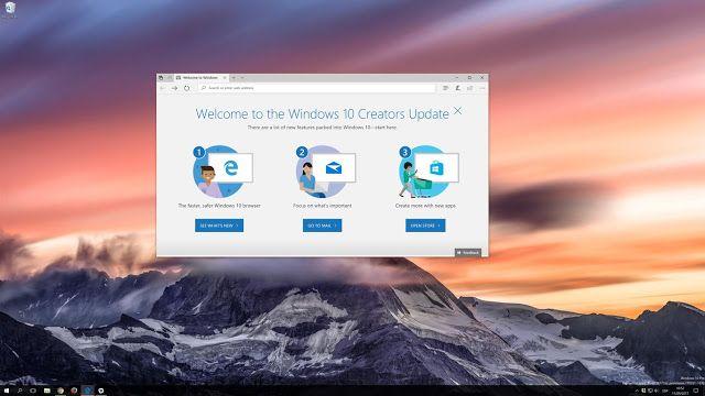 Todas las funciones y novedades de Windows 10 Creators Update la nueva versión del sistema operativo   Microsoft se prepara a lanzar la primera actualización mayor del año para su sistema operativo Windows 10 y está llena de novedades. Esto es todo lo que debes saber para actualizar tu ordenador a la versión Creators Update además de qué nuevas características incluye.  La idea de Microsoft con Windows 10 es lanzar dos actualizaciones significativas cada año. Creators Update es la primera y…