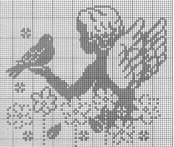 Angel with bird, found on : http://unito.gallery.ru/watch?ph=bmHP-eRrAx