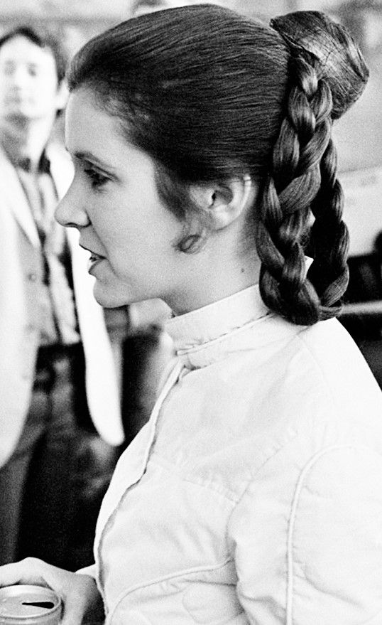 [Kershner asks Carrie to try hitting Billy Dee for the scene. Suddenly Fisher gives Williams quite a powerful whack.]    Williams: Don't hit me like that!  Fisher: Did it hurt?  Williams: Of course it hurt.  Fisher: I'm sorry. How do you hit someone?  Carrie Fisher during the filming of The Empire Strikes Back (1980).