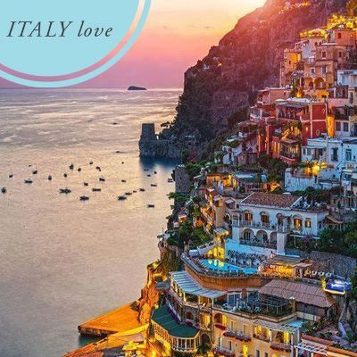 TRAVEL BUCKET LIST... Positano, Italy.  Who has been and who else wants to go? Xx