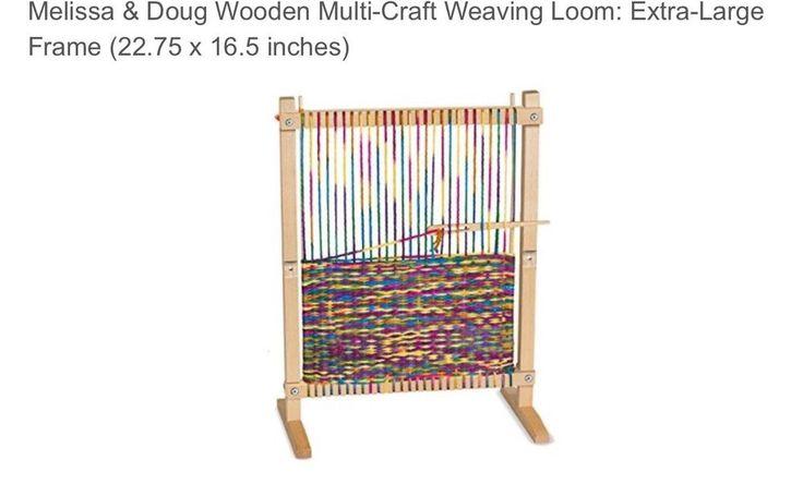 Melissa And Doug Weaving Loom    eBay
