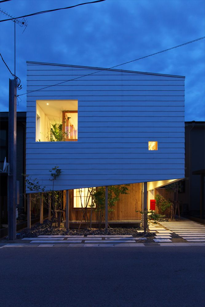 OH! House / Takeru Shoji Architects