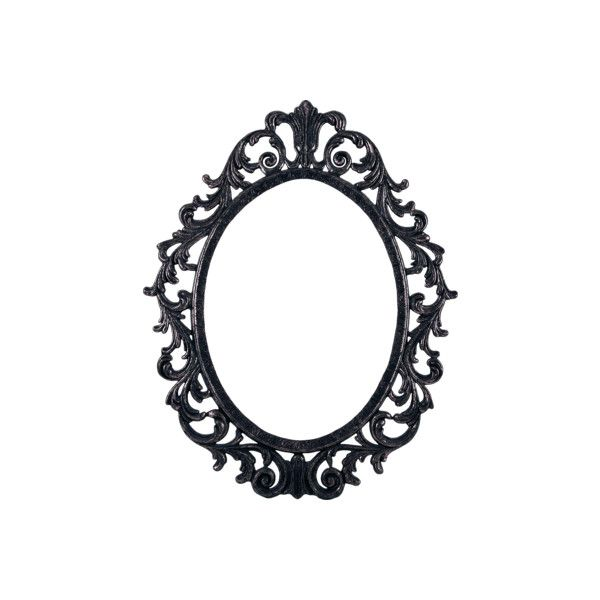 Psd Detail Ornate Pewter Frame Official Psds Liked On Polyvore Featuring Frames Backgrounds Fi Black Mirror Frame Victorian Frame Tattoos Mirror Frames
