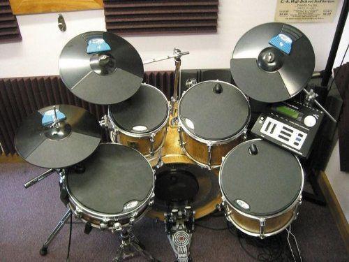 Drum Triggers Vs Electronic Kit : traps drums power pads fusion set electronic drum triggers pinterest drums ~ Hamham.info Haus und Dekorationen