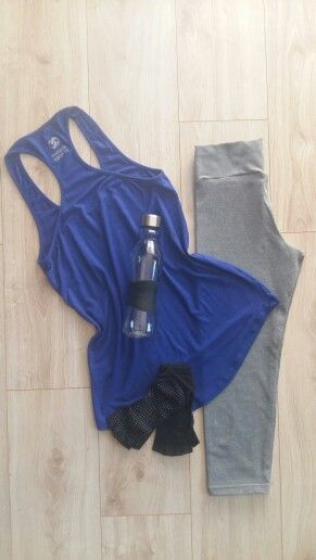 In love with this Grey Melange Capri.  www.supplesports.co.za