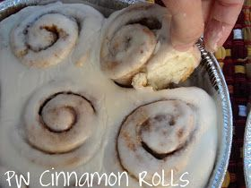 Mommy's Kitchen - Old Fashioned & Southern Style Cooking: The Pioneer Womans Cinnamon Rolls {Christmas Morning Breakfast}