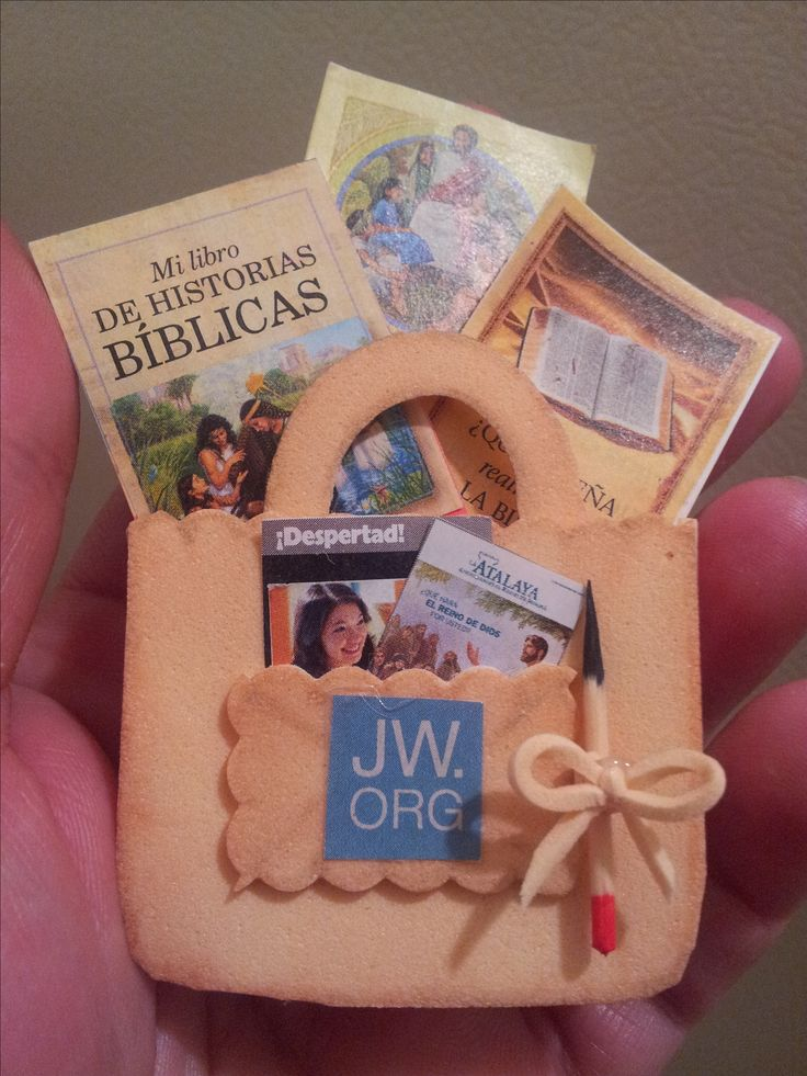 regalo para JW testigos de Jehova