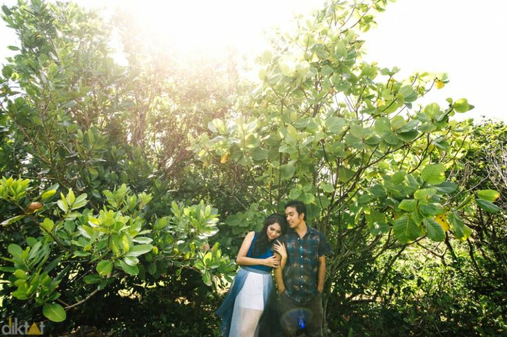 Engagement Destination // Lembongan Island // Junk & Ewin » Diktat Photography