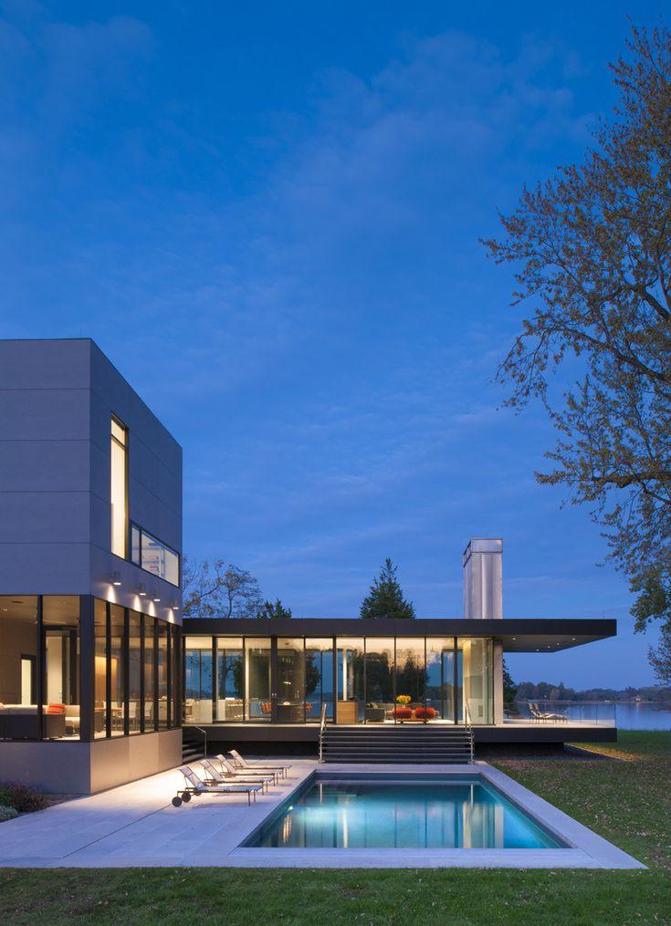 Gallery - Tred Avon River House / Robert M. Gurney Architect - 14