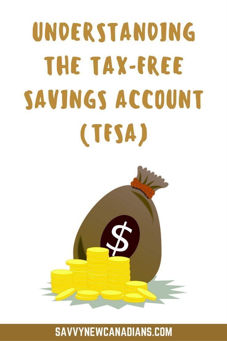 Understanding The Tfsa Updated For 2020 Free Savings Account