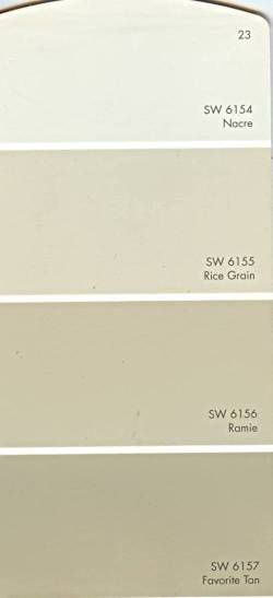 17 Best Images About Sherwin Williams Ramie Paint On