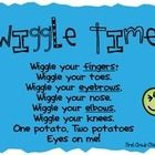 Wiggle Time is a fun attention grabber that gets the students moving, stretching, thinking, and focused, all in one attempt!...