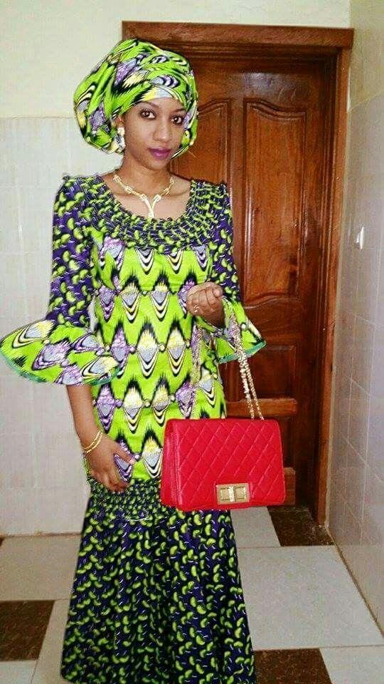 Les 25 Meilleures Id Es Concernant Bazin Brod Sur Pinterest Couture Senegalaise Model Bazin