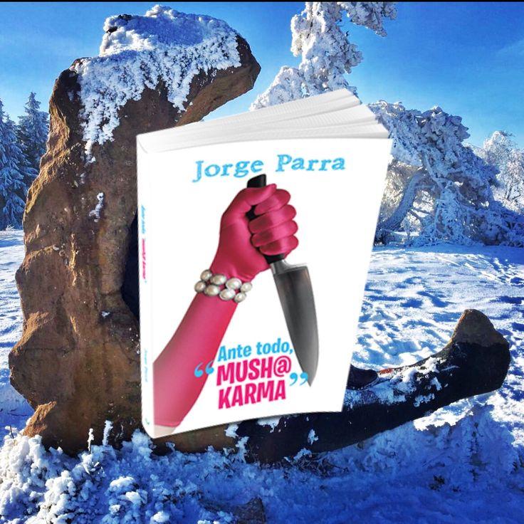 Te quedarás helado... #AnteTodoMushaKarma #libro #JorgeParra #atmk #loveislove #novela #sonrisa #queleer #ilovekarma #follow #karmate #facebook #rosa #pink #sexo #instagram #ante #todo #karma #musho #musha #mucho #mucha #amor #twitter #annaplasmosis #sueño #amor #musica #feliz #todoskarma2