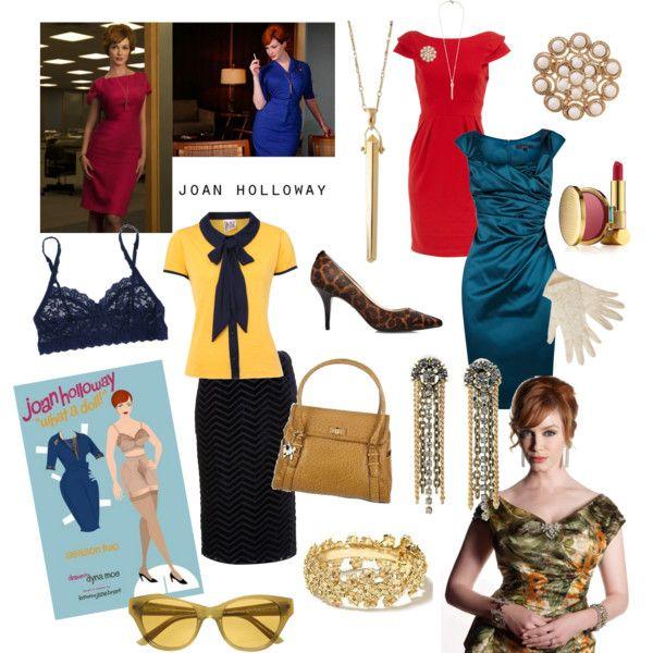 "MAD MEN: ""Joan Holloway"" Style. http://shop.stelladot.com/style/b2c_en_us/n284g.html?s=lradcliff"