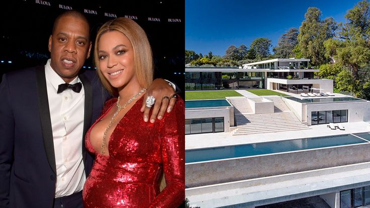 Beyoncé and Jay Z are expecting twins and looking to purchase a home in Los Angeles. The duo have previously rented mansions in L.A. but were outbid by fashion designer Tom Ford and Minecraft creator Markus Persson on other properties.