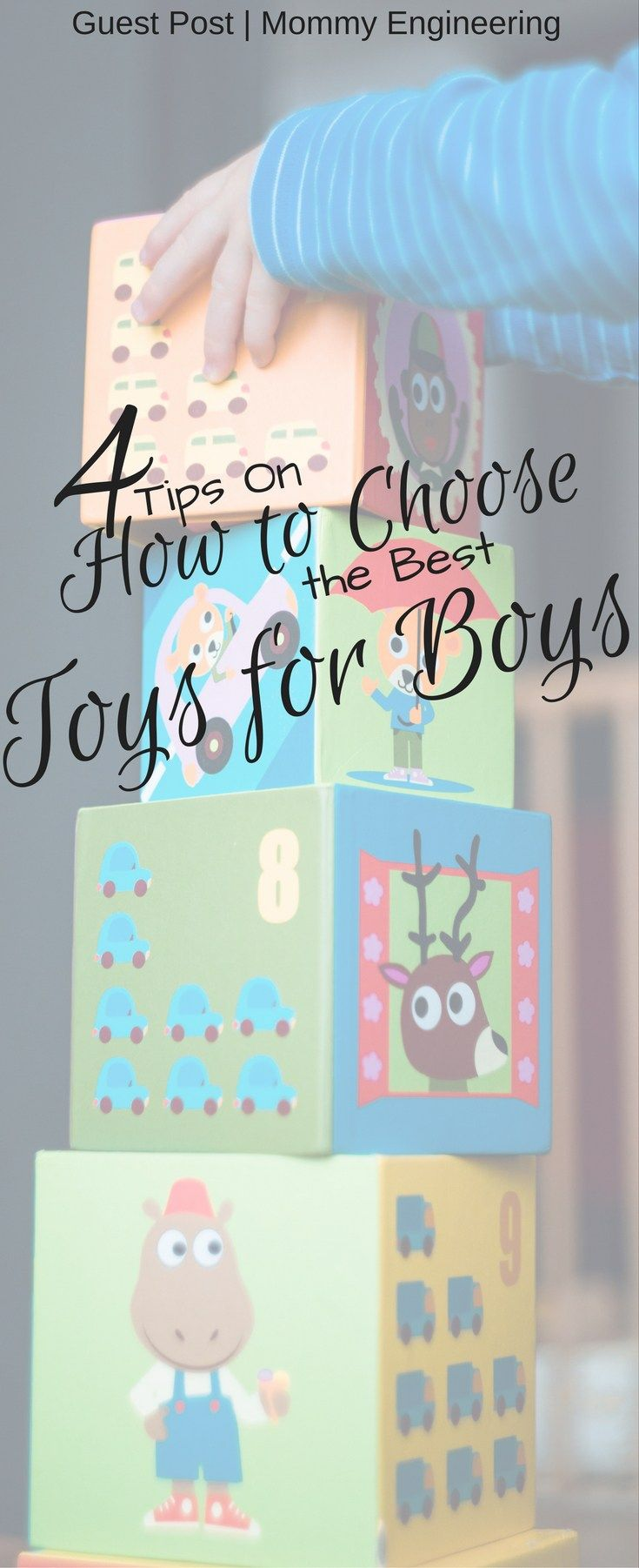 How to Choose the Best Toys for Boys