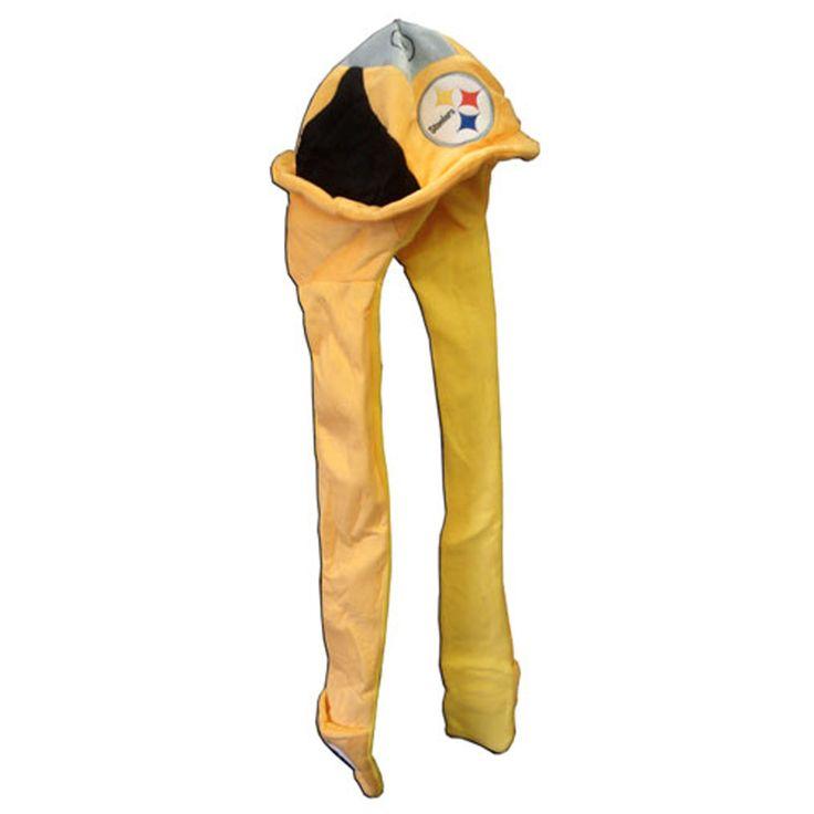 Pittsburgh Steelers Mascot Long Dangle Hat