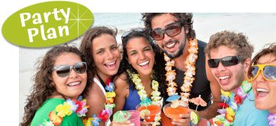luau party theme. how to plan luau