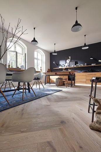 Best 15+ Kitchen Flooring Ideas