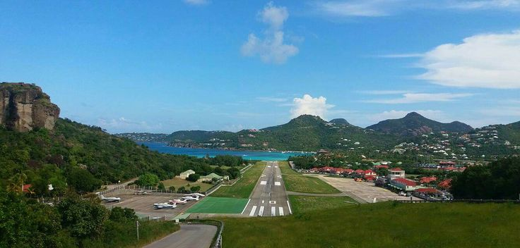 St. Barth's Airport 😉