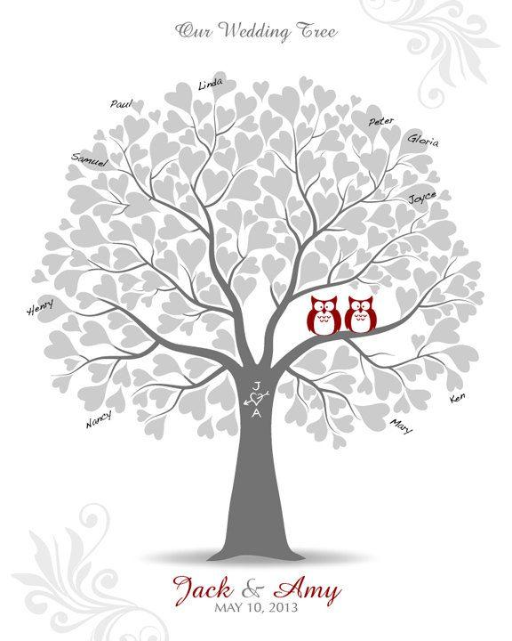 Wedding Tree Owls - Yes!!!!!